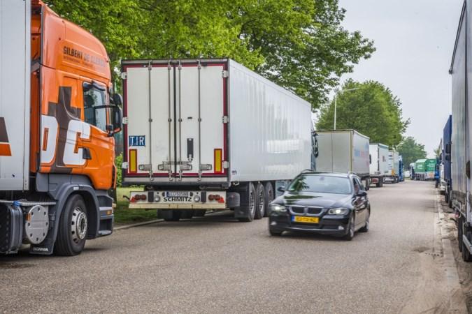 Provincie wil forse truckparking bij Ei van Sint Joost