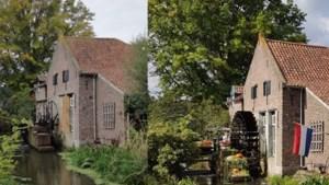 Nico en zijn zwager storten zich op flinke restauratie: kenmerkend molenrad in Neeritter voor even uit straatbeeld