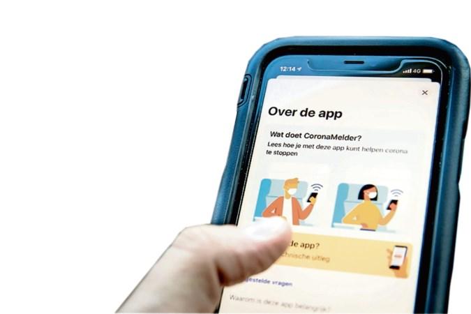 Nieuwe CoronaMelder botst met apps van buurlanden: 'Verbazingwekkend. Het virus kent geen grenzen'