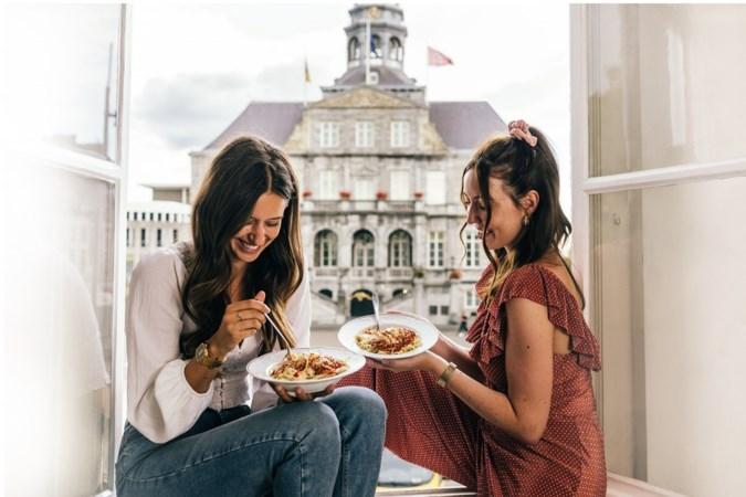 Nieuw Bavet-restaurant in Maastricht: smullen van Belgische spaghetti met vleugje rock-'n-roll