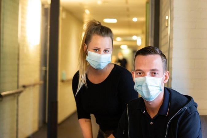 Verpleegkundigen luchten hun hart in Baenje Sittard: nooit weer zo'n horrorfilm als tijdens eerste golf