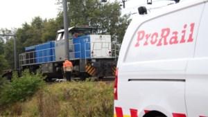 Treinverkeer gehinderd door gestrande goederentrein bij Venlo