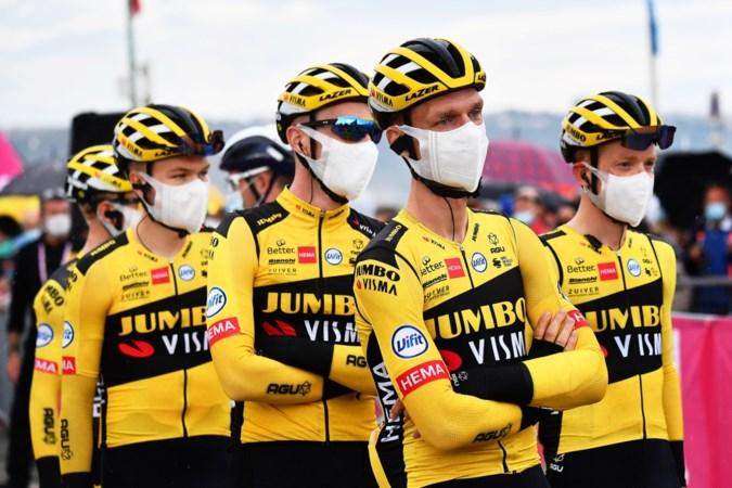 Jumbo-Visma: Meer vertrouwen in Vuelta-protocol dan Giro-beleid