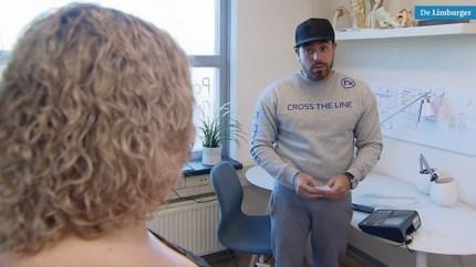 Eva uit Elsloo bindt in tv-programma 'Obese' de strijd aan met kilo's die belangrijke operatie verhinderen