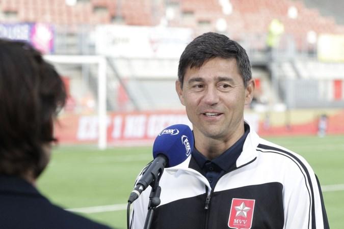MVV-trainer Kalezic: 'TOP Oss is een goede graadmeter voor ons'