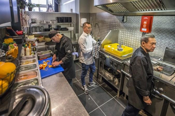 Drukte in restaurants: nog een 'laatste avondmaal' en dan gaat de deur weer op slot