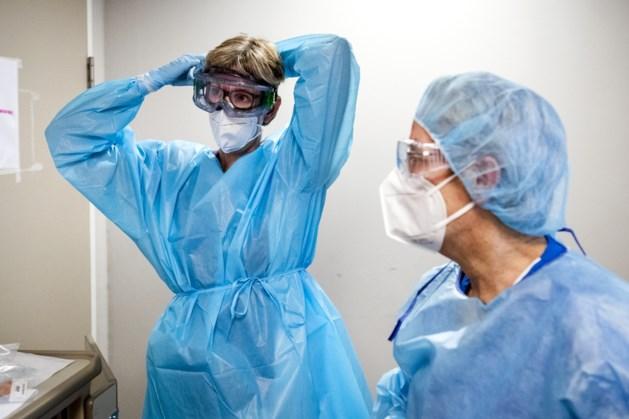 Meer dan 1500 coronapatiënten in ziekenhuizen, stijging van 51