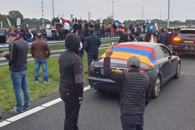 Blokkade in Limburg voor oorlog in Europa's uithoek
