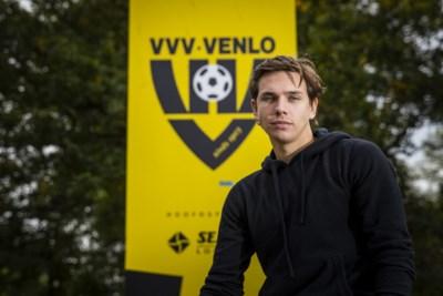 VVV-nieuweling Ante Coric: 'Ik ben op een leeftijd dat ik vergelijkingen als die met Modric naast me neer kan leggen'