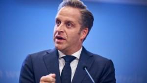 Minister De Jonge: 'Er is weinig reden tot optimisme'