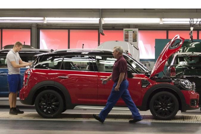 BMW laat na eind 2023 geen auto's meer bouwen bij VDL Nedcar in Born