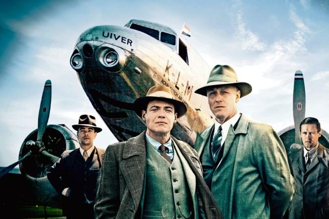 Interbellum is digitaal tot leven gewekt in nieuwe dramaserie 'Vliegende Hollanders'