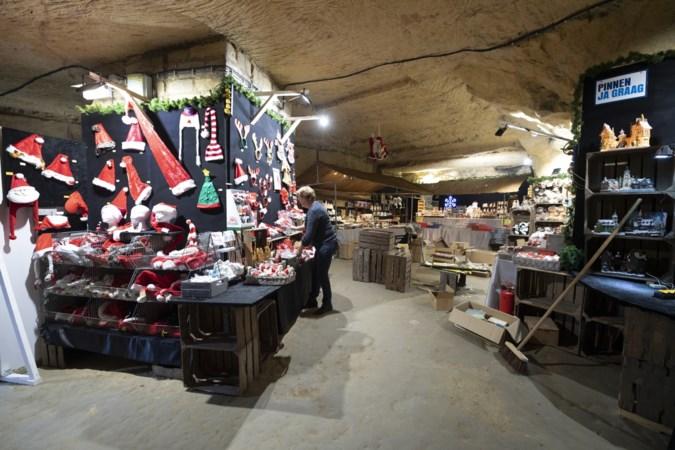 Valkenburg blaast kerstmarkt in Gemeentegrot op de valreep alsnog af