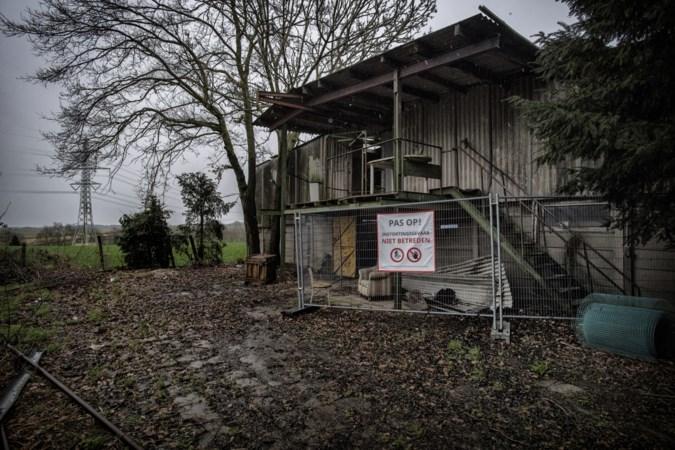 Sanering van het terrein in Ubachsberg waar amfetaminelab werd ontdekt gaat Voerendaal tonnen extra kosten