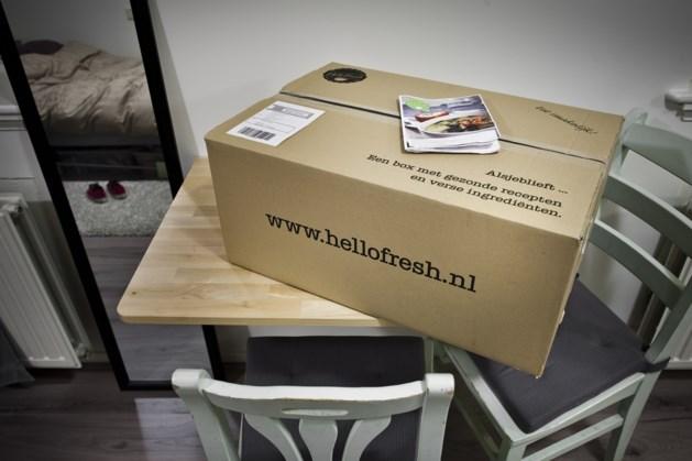 HelloFresh blijft goede zaken doen, het bedrijf verwacht de omzet te verdubbelen