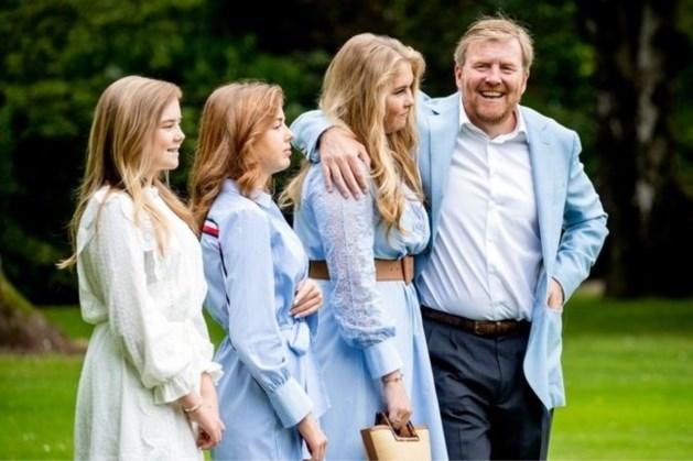 Koninklijk gezin is weer thuis na omstreden vakantietrip