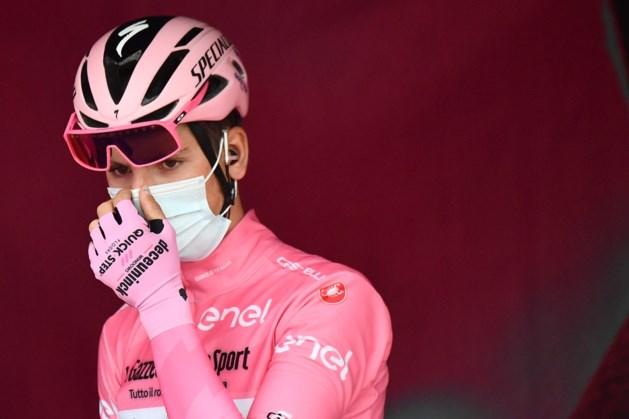 Geen nieuwe positieve coronatesten in Ronde van Italië