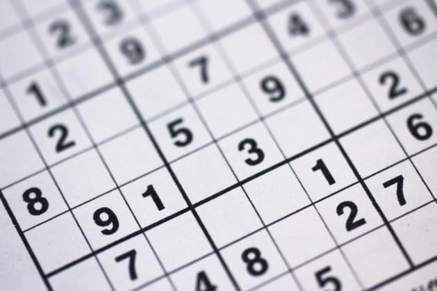 Sudoku 18 oktober 2020 (1)