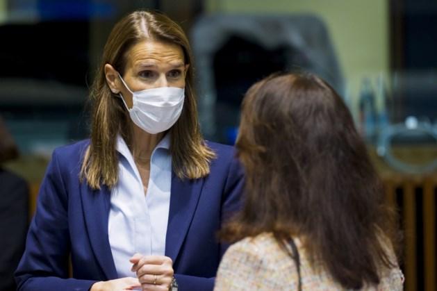 Belgische vicepremier Wilmès test positief op coronavirus