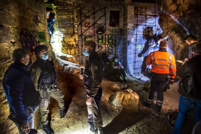 Avondje in de spooky grotten onder de Sint-Pietersberg duur bekocht: 'We wilden de Limburgse bergen eens zien'