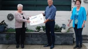 Archief Well krijgt bijna 500 euro van Goede Doelen Week