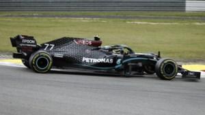 Formule 1-auto van Mercedes wordt dit seizoen niet nog sneller