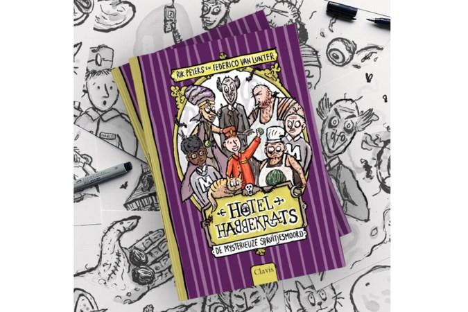 Geleense schrijver Rik Peters brengt eerste kinderboek uit: Hotel Habbekrats