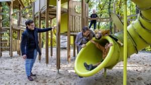 Buitenspeeltuin Kitskensberg in Roermond geliefde speelplek in de herfstvakantie