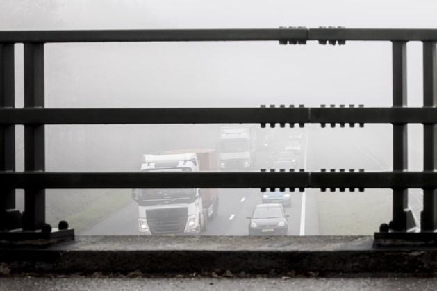 Waarschuwing voor plaatselijk dichte mist in Limburg