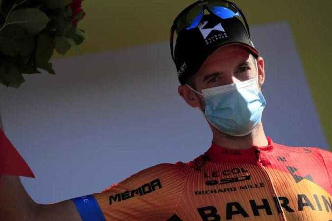 Wout Poels in de Ronde van Spanje: Bulk niet van zelfvertrouwen, maar koffer zit vol moraal