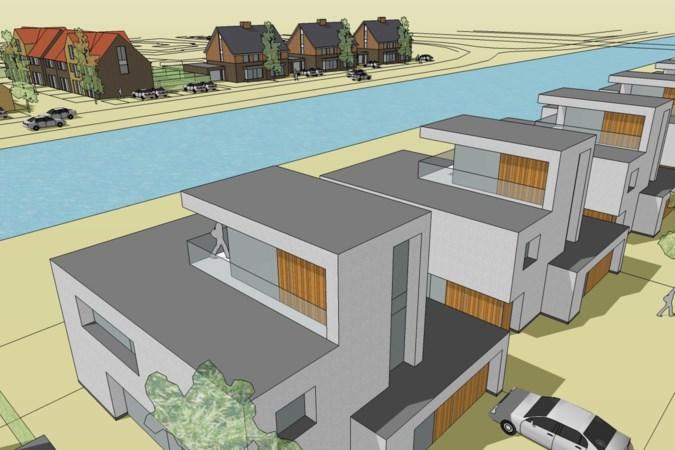 Locatie tijdelijke huizen eerder in beeld voor woningbouw Wetron