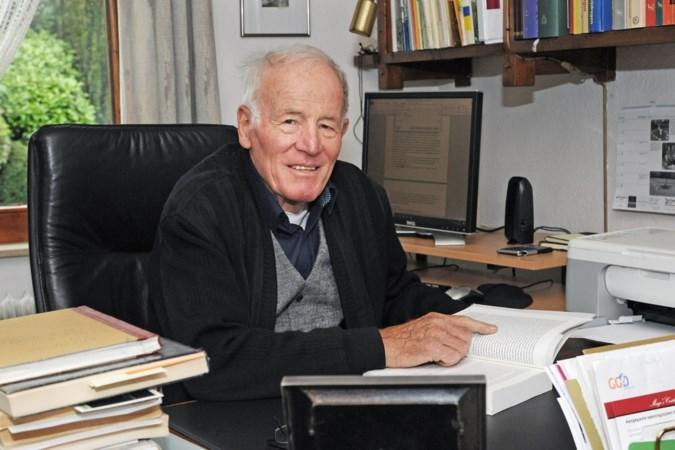 Onderzoek middeleeuwse documenten geeft Piet Schinck een heel andere kijk op de historie van Baarlo