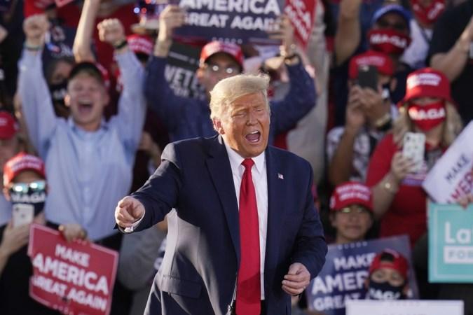 Neil Young, the Rolling Stones, Adele en vele anderen zijn boos dat de president hun muziek misbruikt, maar Trump blijft gewoon zijn plaatjes draaien