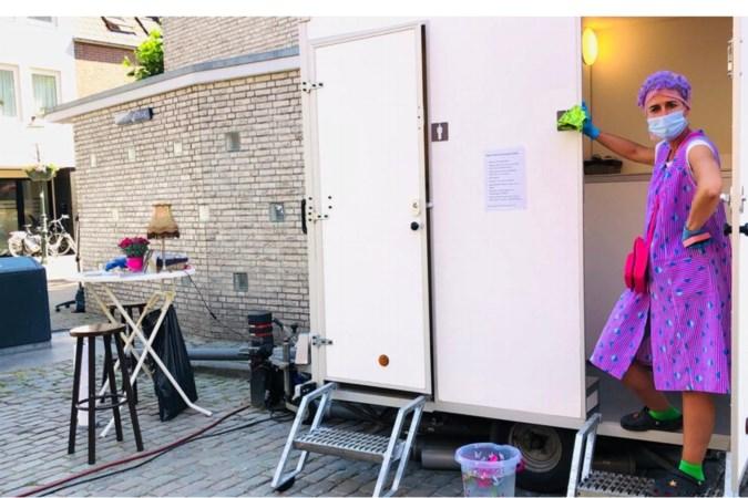 Toiletjuffrouw 'Sjaan' terug in Venlose binnenstad