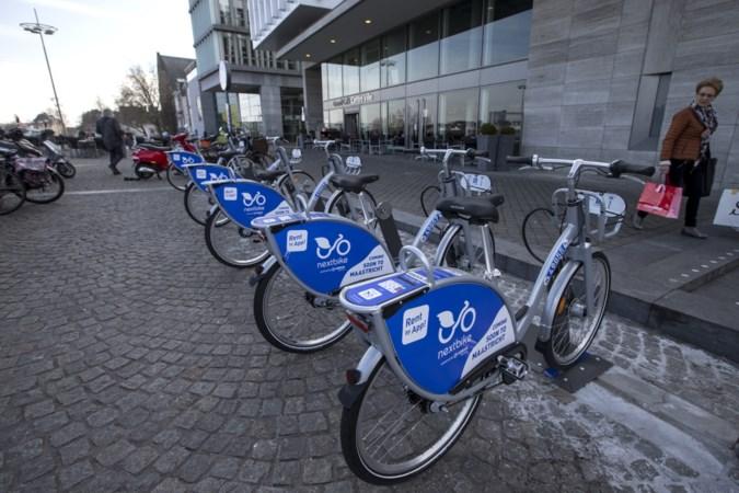 Arriva bezorgt met wisselende systemen de deelfietsers onrustige maanden in Maastricht