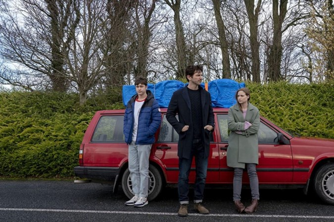 Filmrecensie 'The Last Right': hartverwarmende Ieren in volgestouwde roadmovie