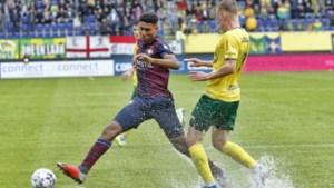 Dries Saddiki: door blessure nog geen speeltijd voor Marokko