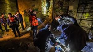 Foto van de week: controle op illegale bezoekers in gangenstelsel