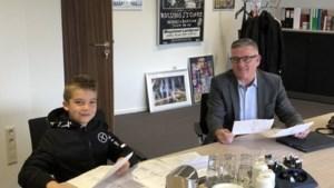Brent (10) klopt bij wethouder aan voor skatebaan in Landgraaf