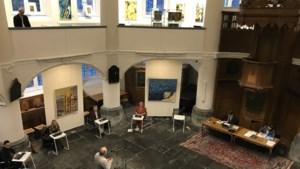 Gemeenteraad Vaals gaat weer even terug naar digitaal vergaderen