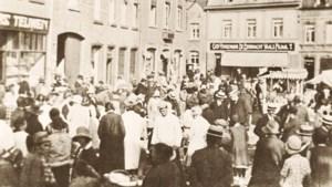 Geschiedenis van de Hubertusmarkt in Gulpen