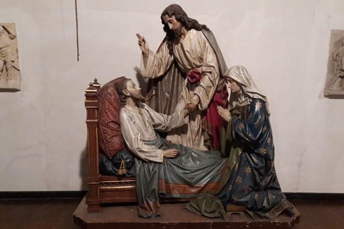 Kloosterrector neemt Heilige Familie mee naar nieuwe parochie in Goch: kunstroof door een pastoor?