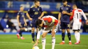 Feyenoord domineert lange tijd in Zagreb, maar neemt geen drie punten mee naar Rotterdam