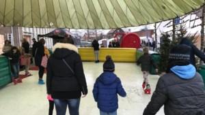 Streep door kerstmarkt en schaatsbaan in Offenbeek