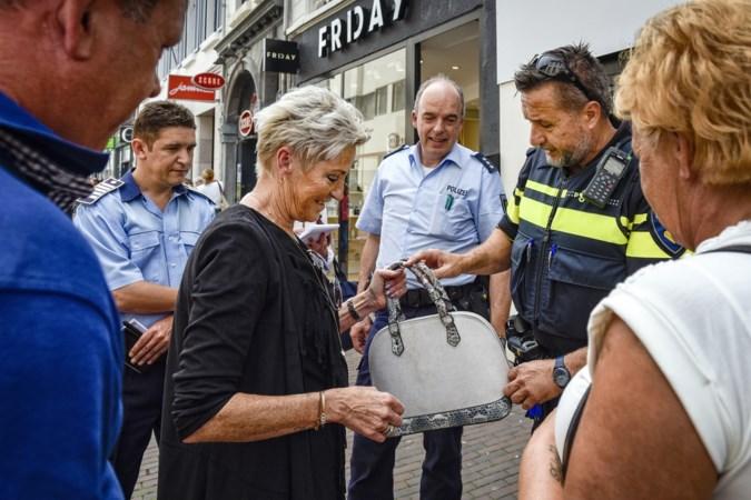 Kamervragen over project mobiel banditisme Roermond