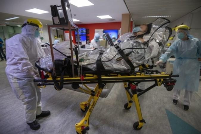 Luik dreigt nieuwe Bergamo te worden: ziekenhuizen kunnen toestroom patiënten niet meer aan