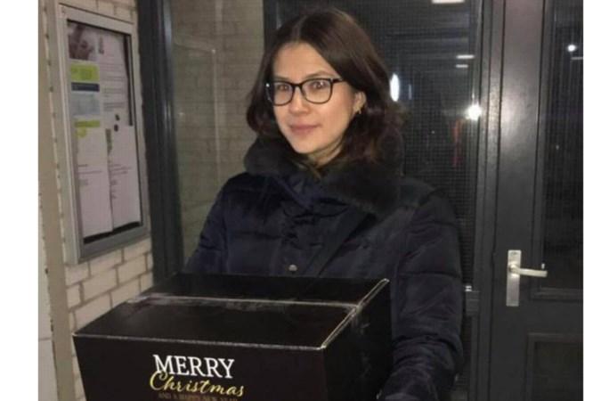 Kelly Ruivenkamp maakt kerstpakketten voor eenzame ouderen in Parkstad