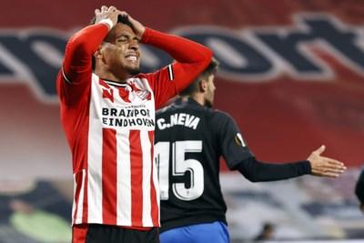 PSV begint slecht in Europa League: Eindhovenaren verliezen punten én Götze