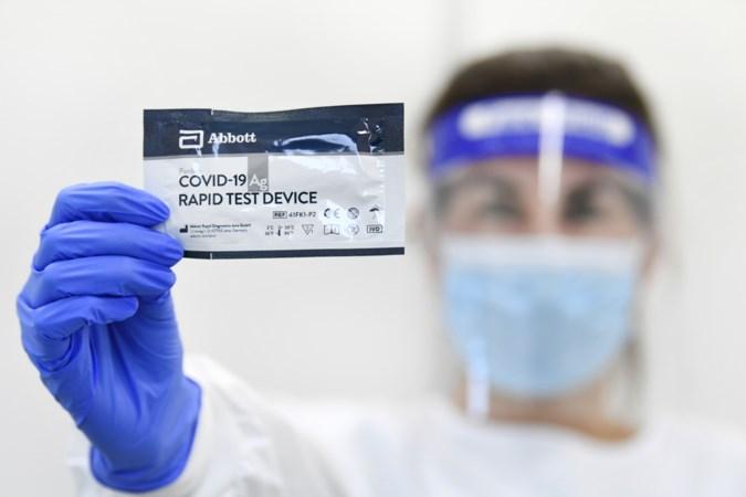 Inspectie: pas op met commerciële coronavirustest, die is niet altijd betrouwbaar