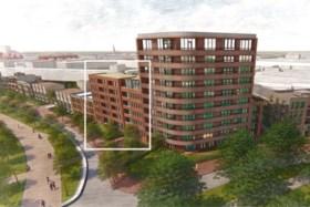 Appartementen met 'middenhuur' aan Groene Loper in Maastricht